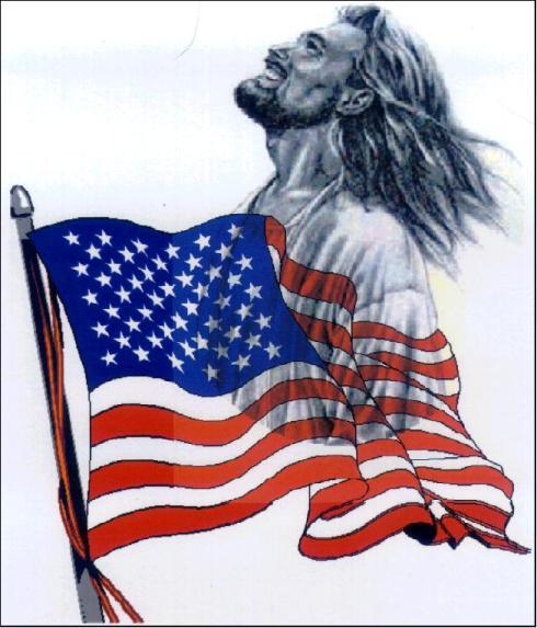 America Jesus 3